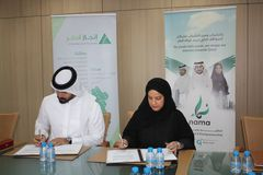 NAMA Center signs a Memorandum of Understanding with INJAZ Qatar